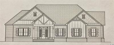 Conway Single Family Home For Sale: Lot 15 Bear Bluff Dr.
