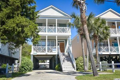Surfside Beach Single Family Home For Sale: 912b South Ocean Blvd.