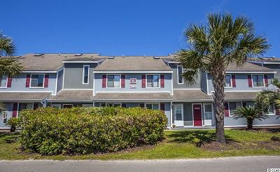 Surfside Beach Condo/Townhouse For Sale: 1880 Colony Dr. #11-A