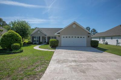 Surfside Beach Single Family Home Active Under Contract: 1586 Heathmuir Dr.