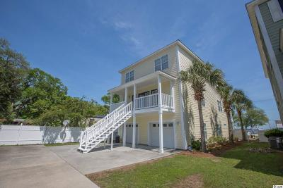 Murrells Inlet Single Family Home For Sale: 4870 Highway 17 Business