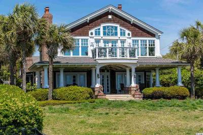 Myrtle Beach Single Family Home For Sale: 3304 N Ocean Blvd.