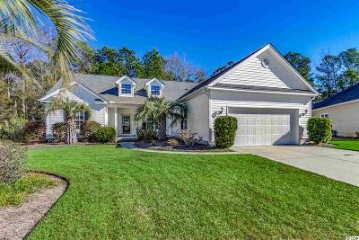 Murrells Inlet Single Family Home For Sale: 15 Passion Flower Ct.