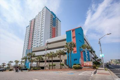 Myrtle Beach Condo/Townhouse For Sale: 1605 S Ocean Blvd. #1706