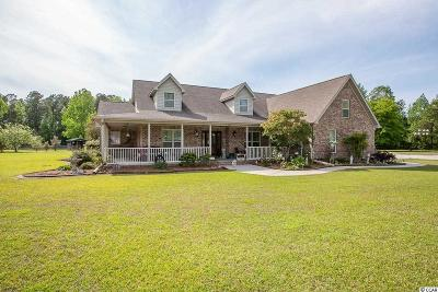 Conway Single Family Home For Sale: 5856 Bluewater Rd.