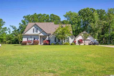 Conway Single Family Home Active Under Contract: 134 Ole Nobleman Ct.