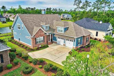 Murrells Inlet Single Family Home For Sale: 117 Grey Moss Rd.