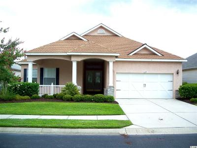 Murrells Inlet Single Family Home For Sale: 425 Valhalla Ln.