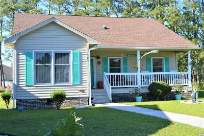 Murrells Inlet Single Family Home Active Under Contract: 1300 Old Palmetto Rd.