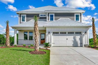 Myrtle Beach Single Family Home For Sale: 521 Harbour View Dr.