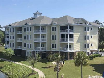 Myrtle Beach Condo/Townhouse Active Under Contract: 4829 Luster Leaf Circle #405