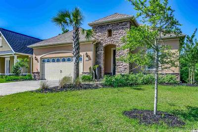 North Myrtle Beach Single Family Home For Sale: 2402 Via Palma Dr.