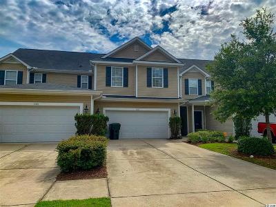 Conway Condo/Townhouse For Sale: 1017 Fairway Ln. #1017