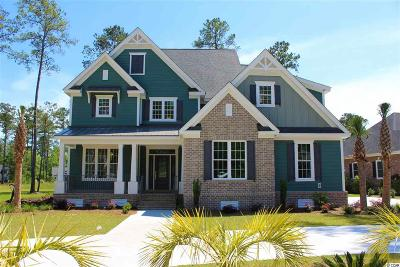 Murrells Inlet Single Family Home For Sale: 33 Knotty Pine Way