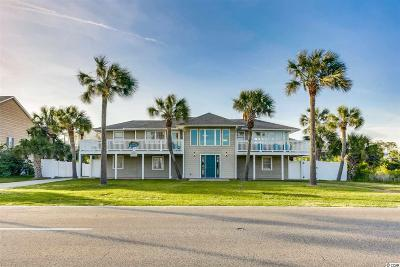North Myrtle Beach Single Family Home For Sale: 1603 N Ocean Blvd.