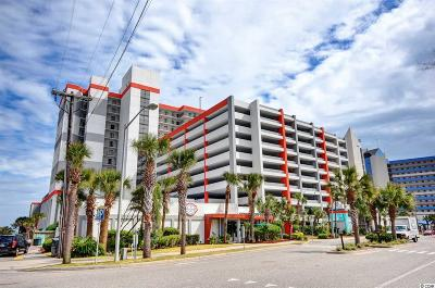 Myrtle Beach Condo/Townhouse For Sale: 7200 N Ocean Blvd. #311