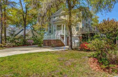 Pawleys Island Single Family Home For Sale: 163 Emerson Loop