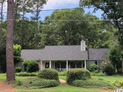 Georgetown Single Family Home For Sale: 498 White Hall Rd.