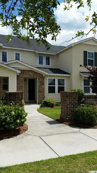 Myrtle Beach Condo/Townhouse For Sale: 1825 Culbertson Ave. #1825