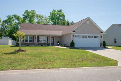 Myrtle Beach SC Single Family Home For Sale: $275,000