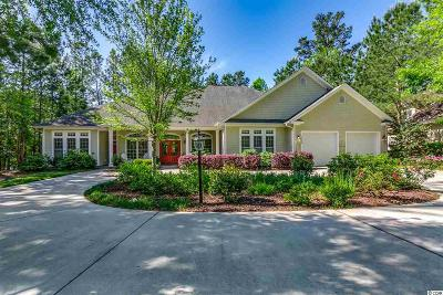 North Myrtle Beach Single Family Home For Sale: 1608 Burgee Ct.