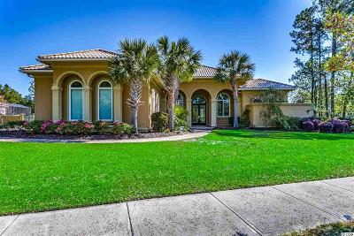Myrtle Beach Single Family Home For Sale: 8450 Fiano Ct.