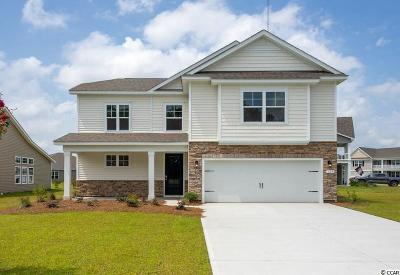 Murrells Inlet Single Family Home For Sale: 123 Bucky Loop