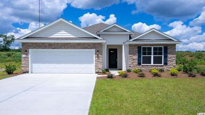 Murrells Inlet Single Family Home For Sale: 144 Bucky Loop