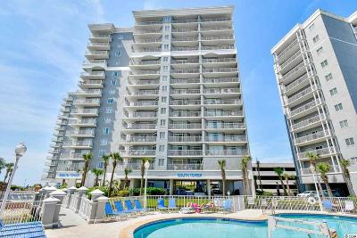 Myrtle Beach Condo/Townhouse For Sale: 161 Seawatch Dr. #1009