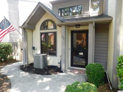 Surfside Beach Condo/Townhouse Active Under Contract: 615 13th Ave. S #137