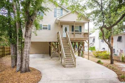 Murrells Inlet, Garden City Beach Single Family Home For Sale: 3591 Sunfish St.