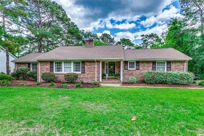 Myrtle Beach Single Family Home For Sale: 5000 Pine Lake Dr.