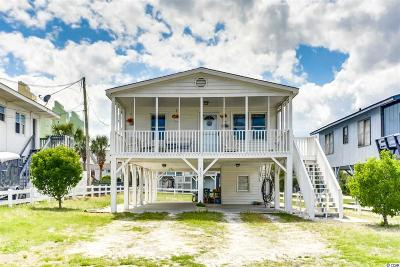 North Myrtle Beach Single Family Home For Sale: 205 56th Ave. N
