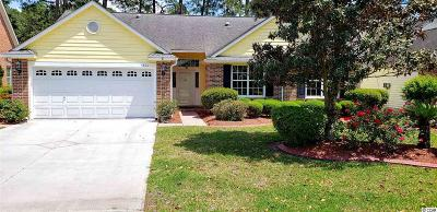 Myrtle Beach Single Family Home For Sale: 4820 Southern Trail