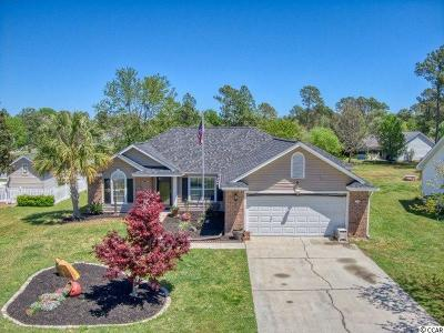 Forestbrook Single Family Home Active Under Contract: 4204 High Brass Trail