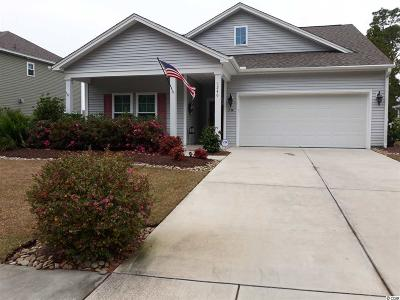 Myrtle Beach SC Single Family Home For Sale: $282,000
