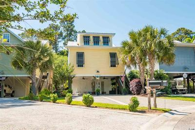 Pawleys Island Single Family Home Active Under Contract: 145 Weatherboard Ct.