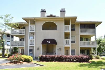 Little River Condo/Townhouse Active Under Contract: 4286 Pinehurst Circle #A3