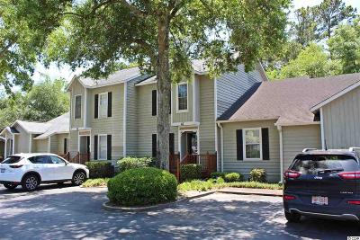 Murrells Inlet Condo/Townhouse For Sale: 4840 Moss Creek Loop #67