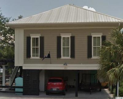 Murrells Inlet Single Family Home For Sale: 4315 Hwy 17 S