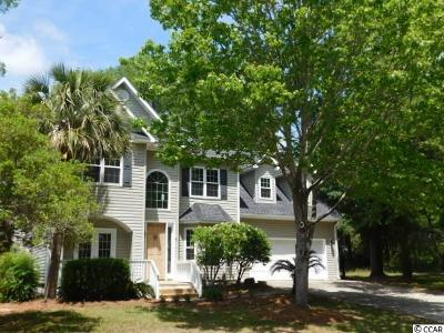 Pawleys Island Single Family Home For Sale: 60 Red Maple Dr.