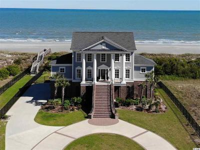 Myrtle Beach Single Family Home For Sale: 8806 N Ocean Blvd.