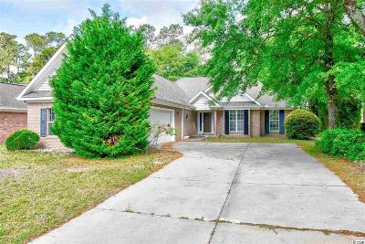 Little River Single Family Home For Sale: 4133 Heather Lakes Dr.
