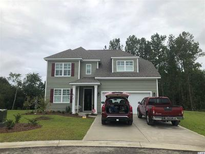 Little River Single Family Home Active Under Contract: 408 Spring View Ct.