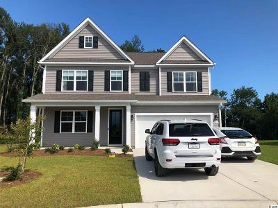 Little River Single Family Home Active Under Contract: 412 Spring View Ct.