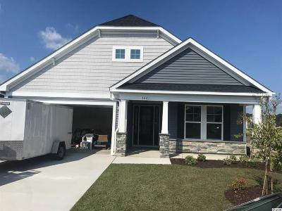 Little River Single Family Home Active Under Contract: 344 Switchgrass Loop