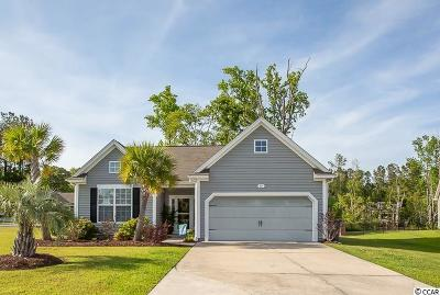 Loris Single Family Home For Sale: 601 Blue Daisy Ct.