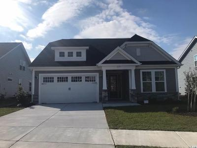 Little River Single Family Home Active Under Contract: 417 Feathergrass Way