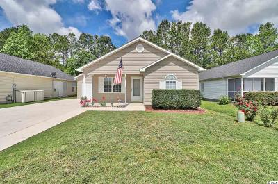Murrells Inlet Single Family Home Active Under Contract: 8016 Cone Ct.