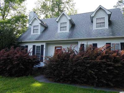 Georgetown Single Family Home For Sale: 87 William Screven Ln.